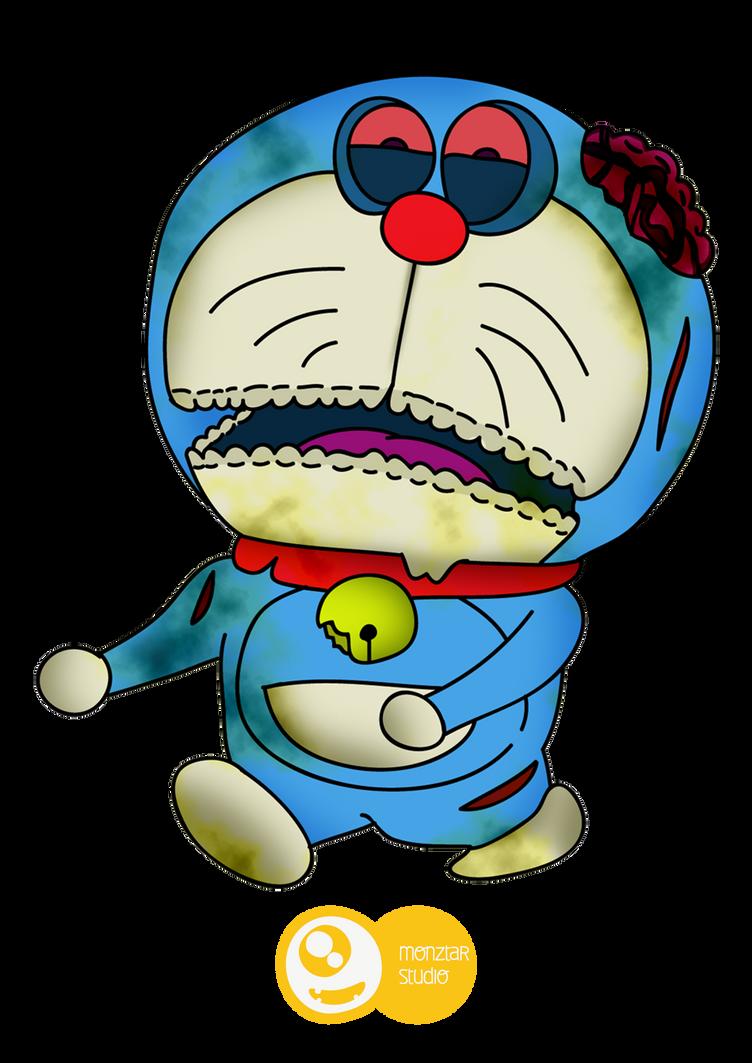 Zombie Doraemon by jaumeestruch on DeviantArt