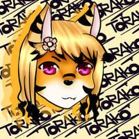 Torako Tsuki Face by Haru-Shonta