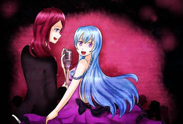 Haruka and Hiro by Haru-Shonta