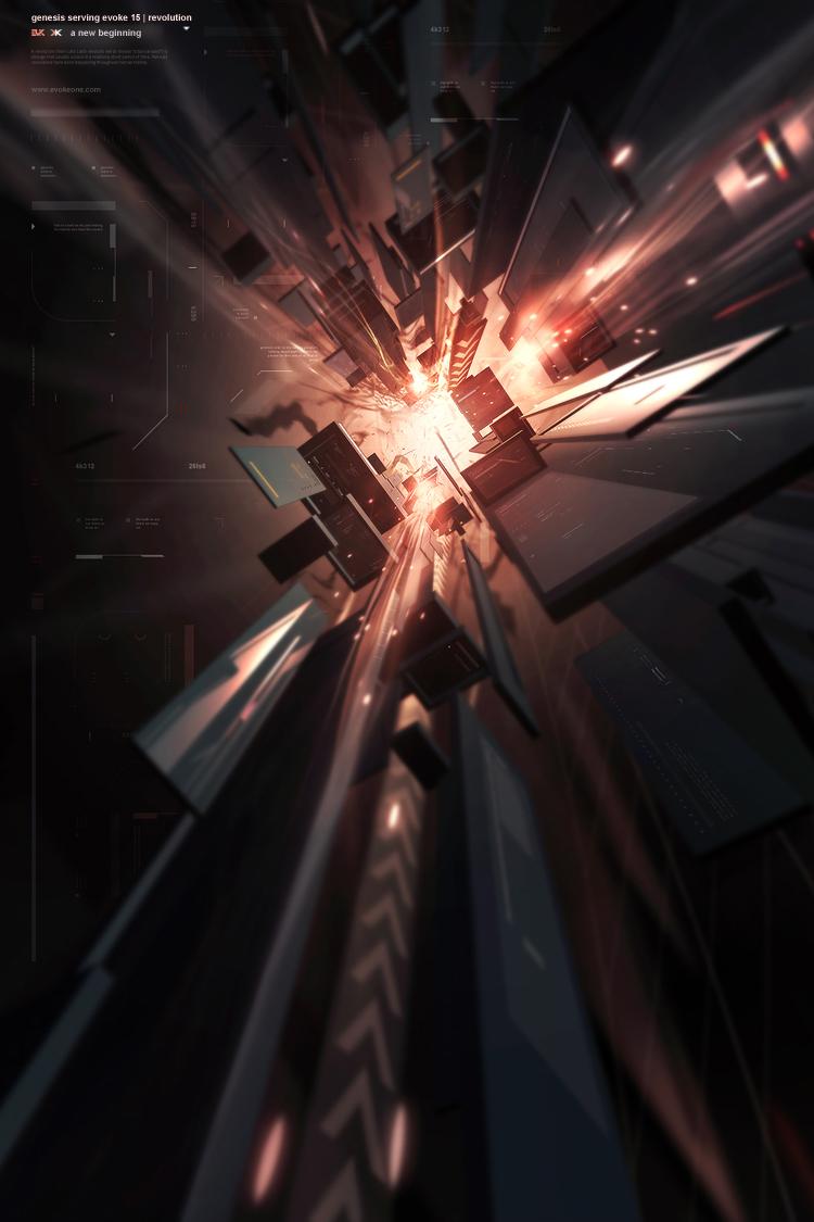 A New Beginning by Genesis-Orbit