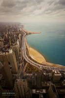 Along the Shoreline by Genesis-Orbit