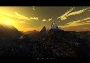 Lifting Shadows by Genesis-Orbit
