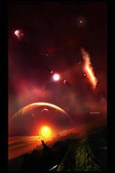 We're So Far Away by Genesis-Orbit