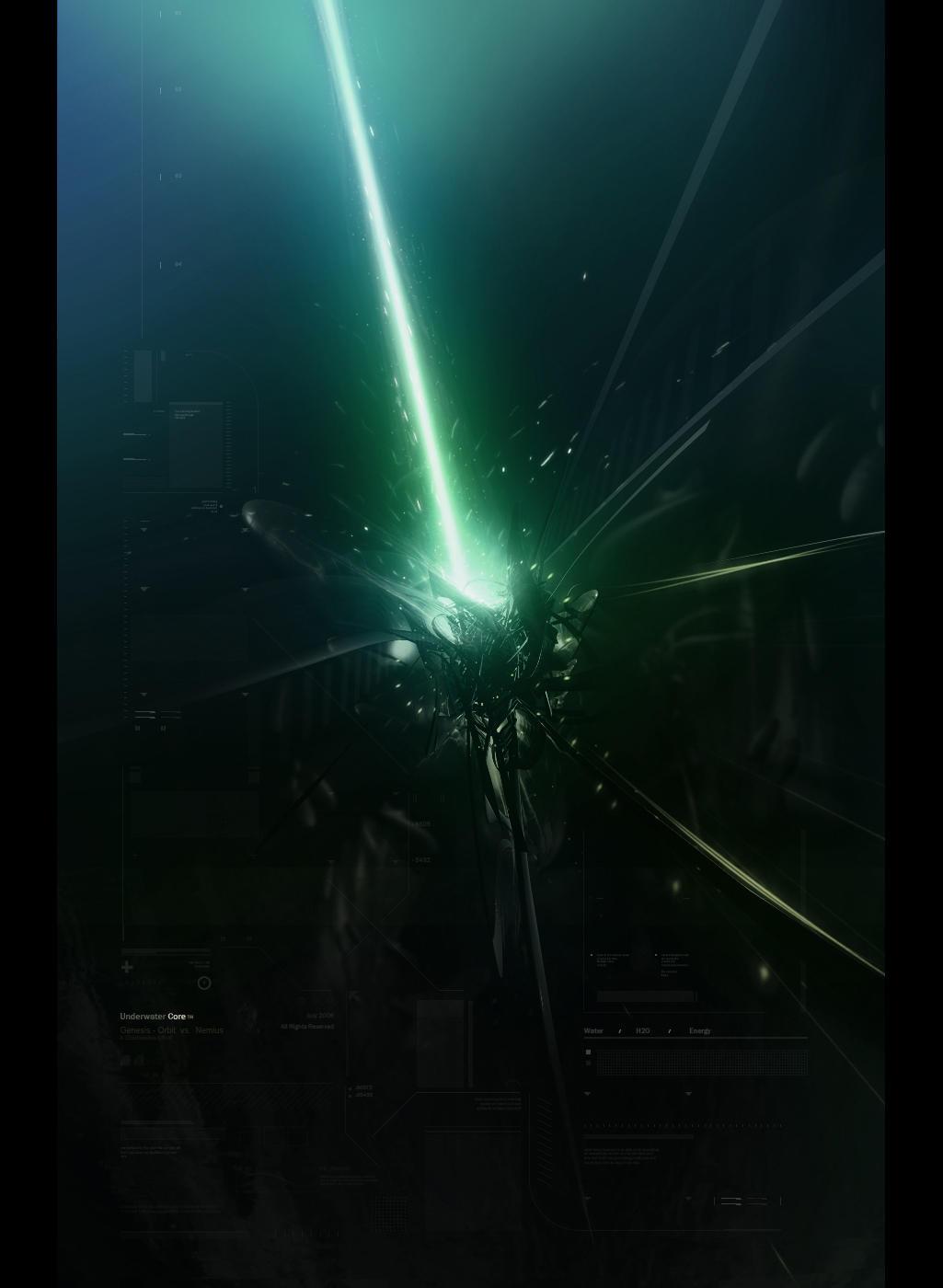 Underwater Core v1 by Genesis-Orbit