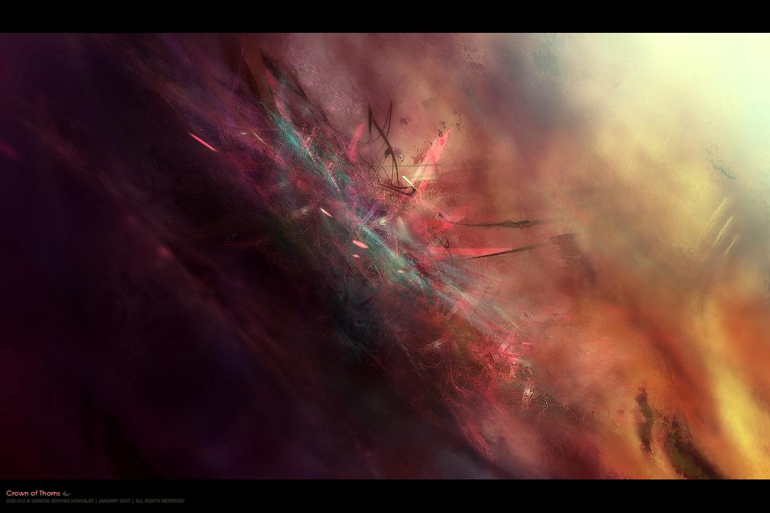 Crown of Thorns by Genesis-Orbit