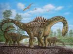 Ampelosaurus 1