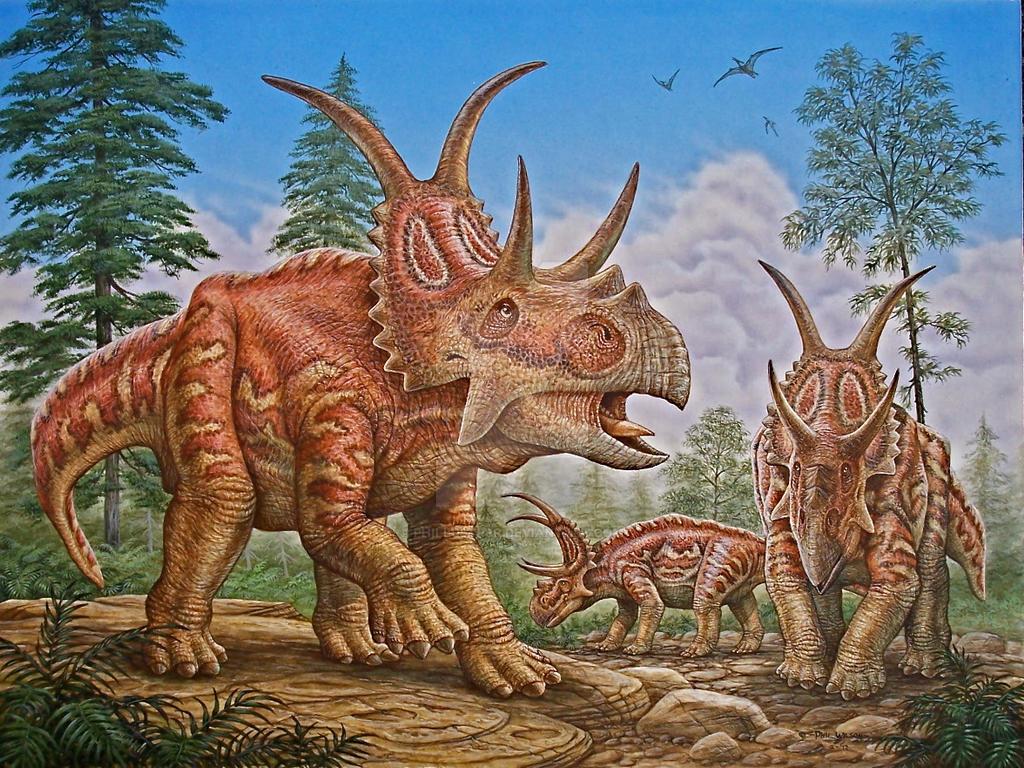 Diabloceratops- by phillustr8r