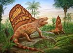Dimetrodon -