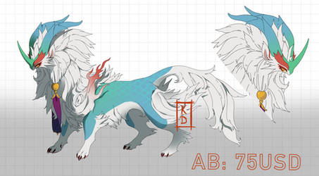 Beast Adopt Auction [24 HRS] open