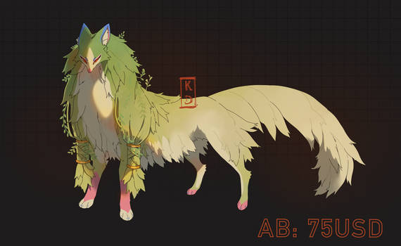 Beast Adopt Auction [24 HRS] SOLD