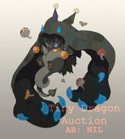 Tiny Dragon Adopt Auction [24  HRS] CLOSED