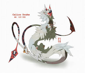 Calico Drake Adopt Auction [24 HRs] SOLD