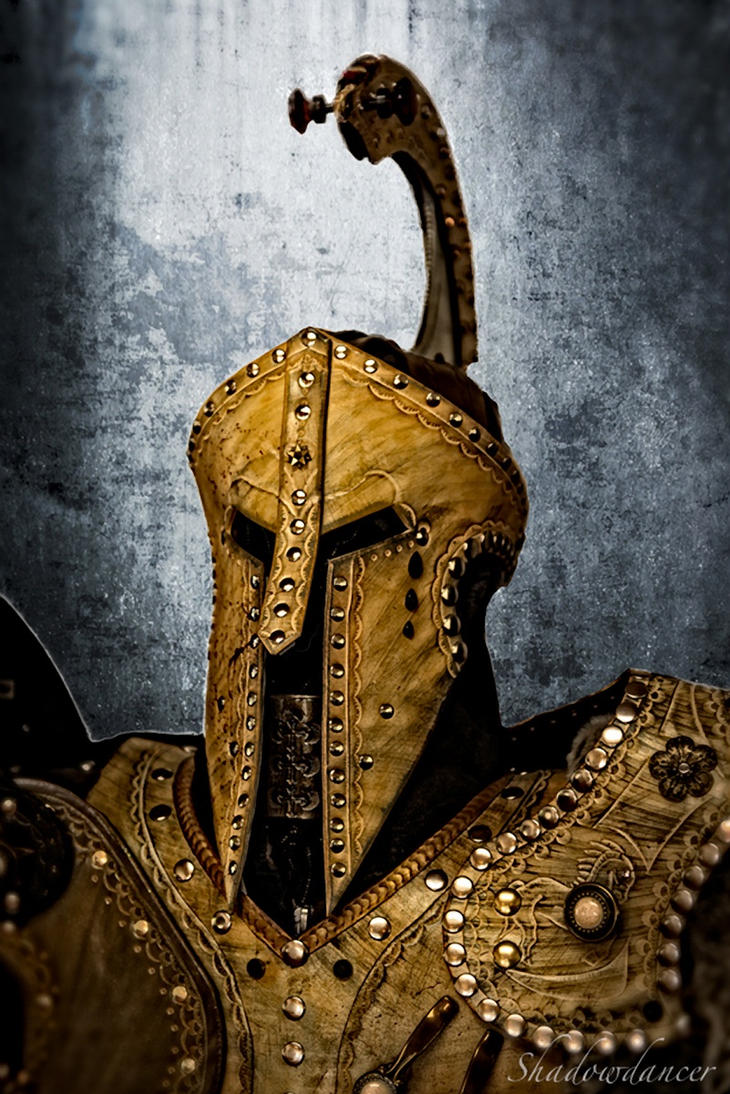 Royal Roman Elite General Armor by BadLukArt