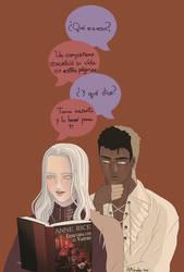 James and Erik by Akinda09