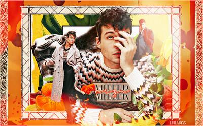 05. Erza Miller - Oh damn world by xLullabyss