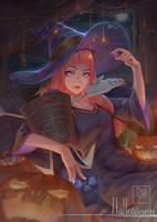 Halloween by Katrina-Chiu