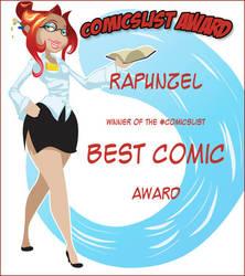 Best Comic : Rapunzel