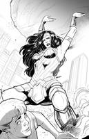 Wonder Woman to the rescue