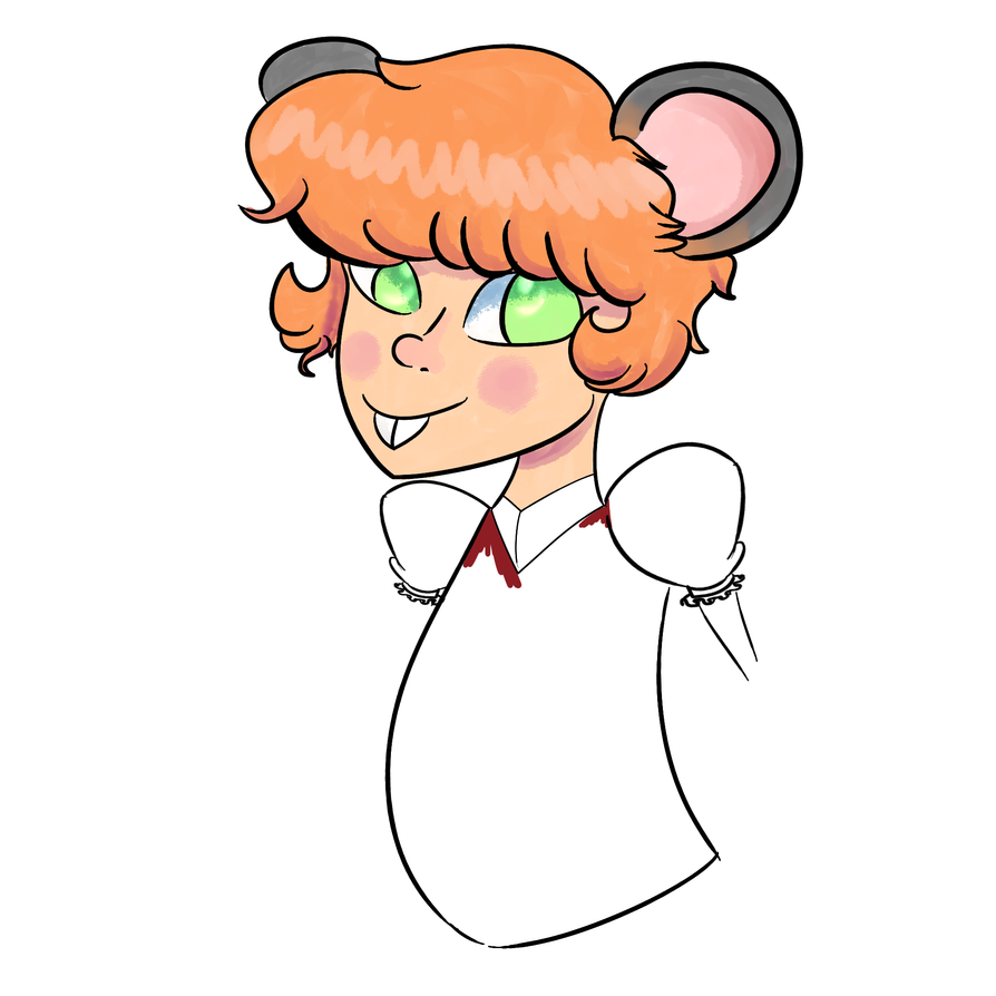 Mouse Boi by hot-doq