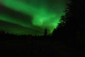 The Beautiful Aurora Borealis by Cranch