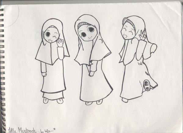 Fashion Hijab Wanita
