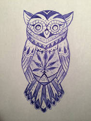Owl by Adster29