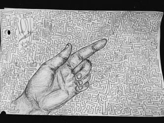 A Maze? by Adster29