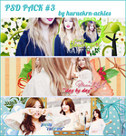 PSD PACK #3 [3 Signatures] closed