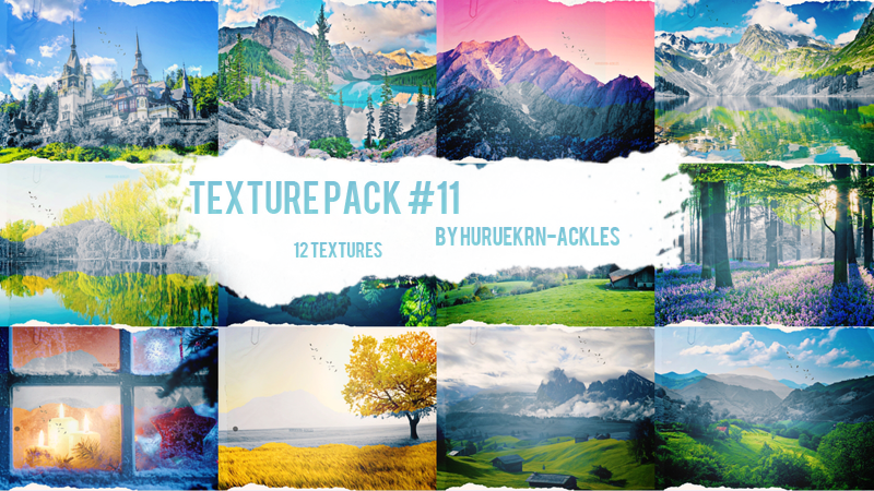 Landscape Texture Pack