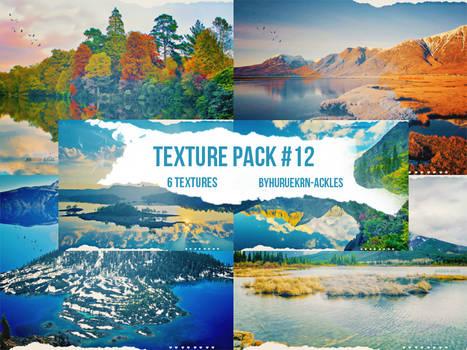 Lake Landscape Texture Pack