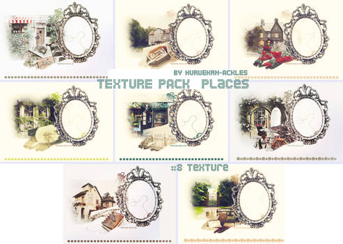 Texture Pack Places #1