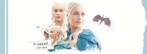 mother of dragons by huruekrn-ackles