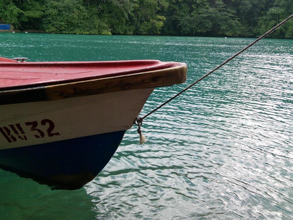 Blue Lagoon, Portland, Jamaica by Alicat791