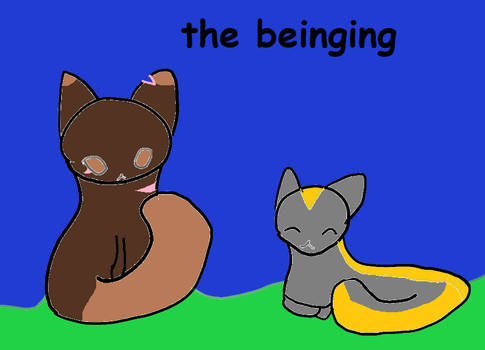 the beinging
