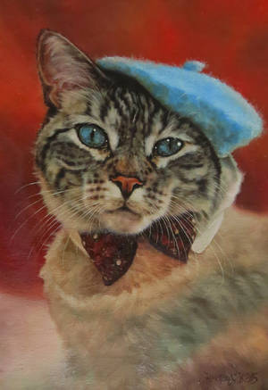 cat Marselon by Animal75Artist