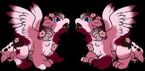 Saki, the Spring Blossom