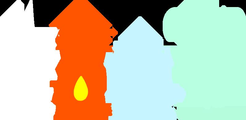 Whindine Elemental Crests
