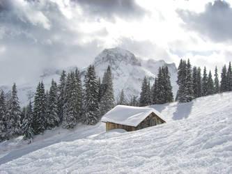Lech Omeshorn Hut
