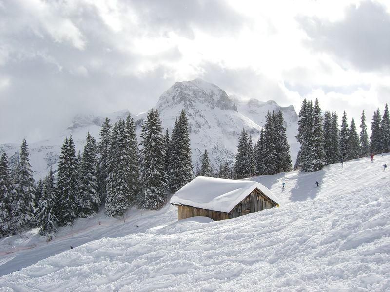 Lech Hut