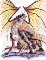 dragon by Dokuro