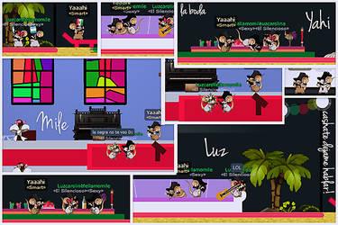   LA BODA   3 Collage   by Yahi-m