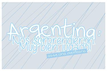 Argentina! by Yahi-m