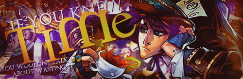 Mad Hatter!    Contest (second entry) by Yahi-m