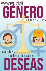 Equidad de genero* by Yahi-m