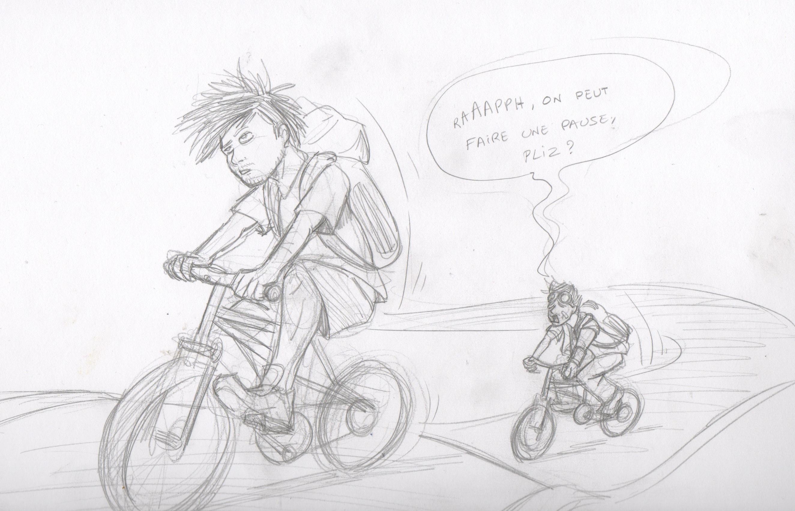 [Fan-Art] Des dessins du VDF et tout ça - Page 3 Velodf_by_thekuto-d7la1m2