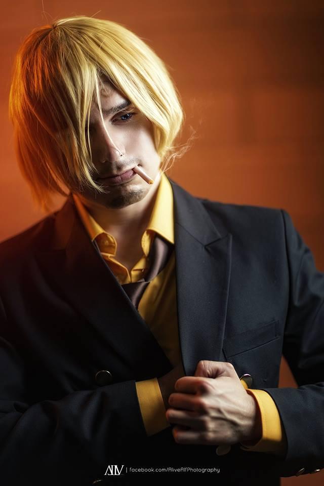 Sanji, The Gentleman Pirate by spielbergfan1