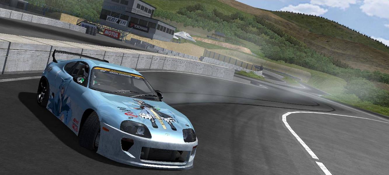 rFactor - Supra Drift 4 by NickGaru on DeviantArt