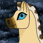 Fjord Horse - Cartoonish by hidragons123