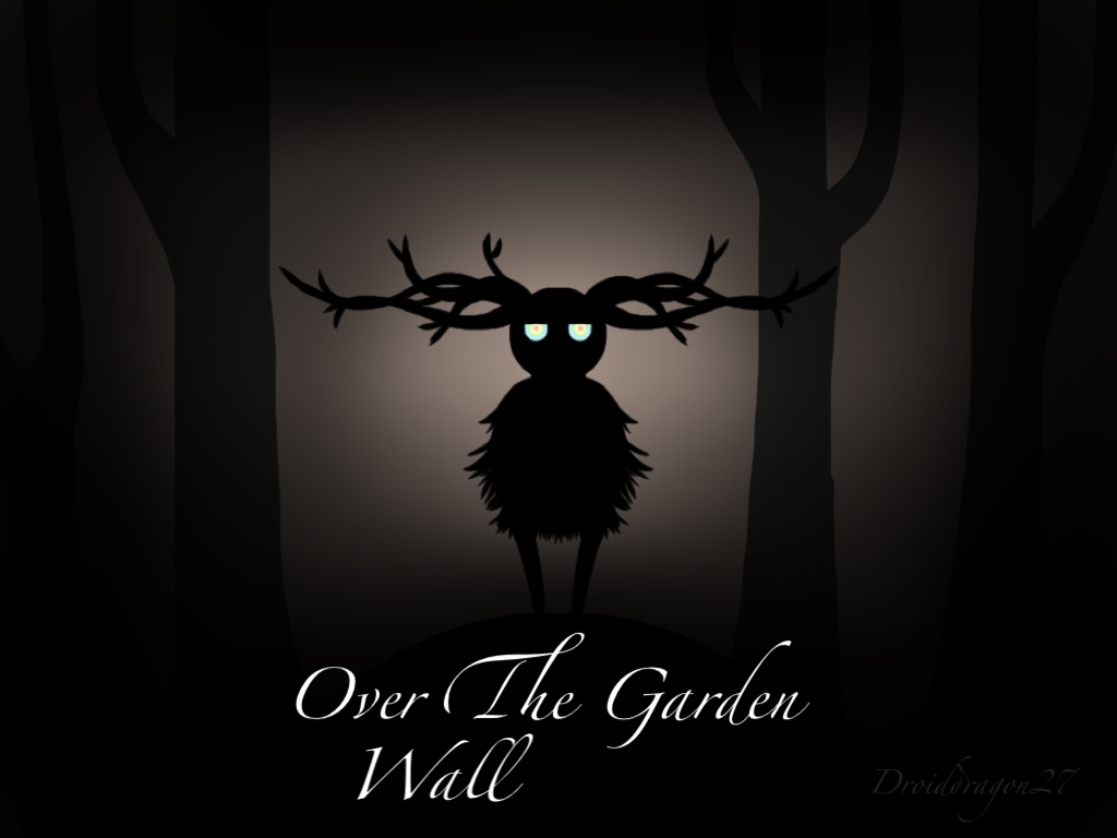 Over The Garden Wall The Beast By Droiddragon27 On Deviantart