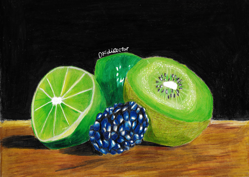 Assorted Fruits 2